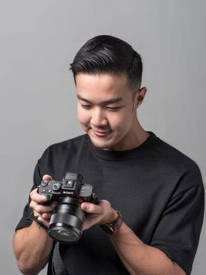 Dan Ng Wei Hao at NTU ADM Portfolio
