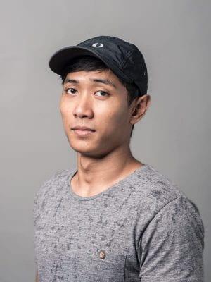 Deddy Irawan Bin Mohamad Pua'Ad at NTU ADM Portfolio