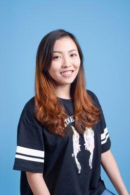 Marion Loh Yun Fei at NTU ADM Portfolio