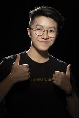 MAVIS LIM SHI MIN at NTU ADM Portfolio