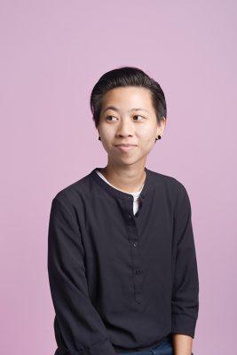 Michelle Cheong Xin Yi at NTU ADM Portfolio