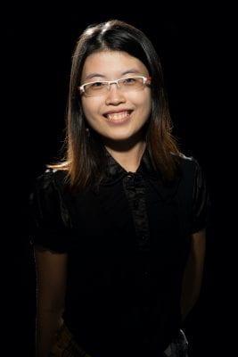 Nicole Ong Jing Wen at NTU ADM Portfolio