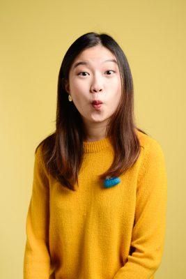 Nicole Yeo Jia Ying at NTU ADM Portfolio