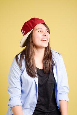 Nina Melanie Kong Yen Yen at NTU ADM Portfolio