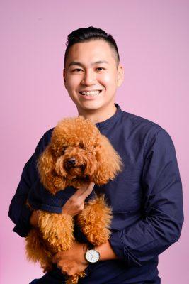 Ou Baohong, Benny at NTU ADM Portfolio