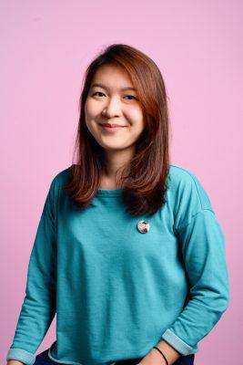 Pamela Ng at NTU ADM Portfolio