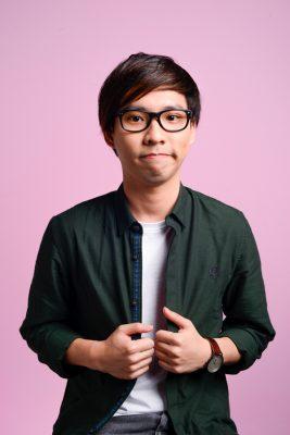 Sua Kah Yong, James at NTU ADM Portfolio