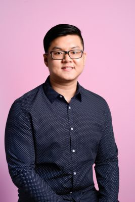 Tan Guan Han (Danny) at NTU ADM Portfolio