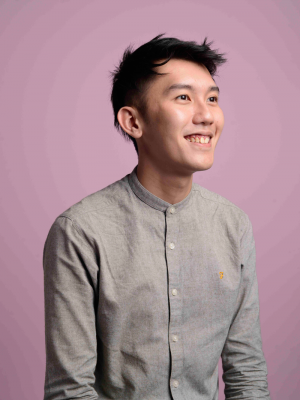 Tan Yan Xun Elson at NTU ADM Portfolio