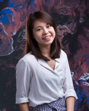 Tay Aik Ling Audrey at NTU ADM Portfolio