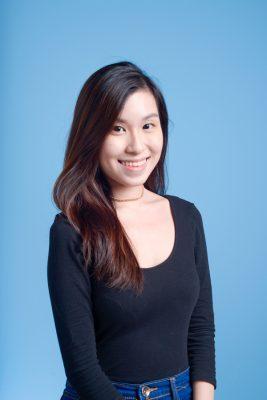 Tham May Teng at NTU ADM Portfolio