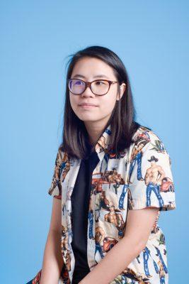 Tong Qian Ling at NTU ADM Portfolio