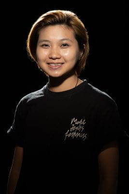 Vania Tan Min at NTU ADM Portfolio