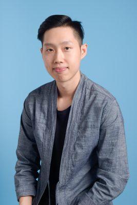 Wong Chun Sing at NTU ADM Portfolio