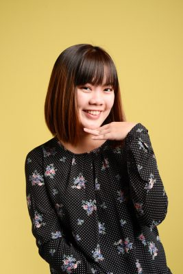 Clara Chong Jia Jie at NTU ADM Portfolio