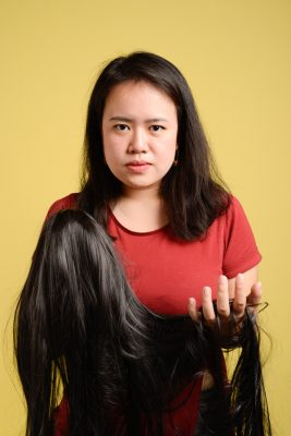 Megan Leong at NTU ADM Portfolio