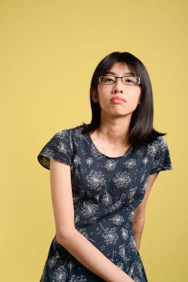 Wee Sher Ying at NTU ADM Portfolio