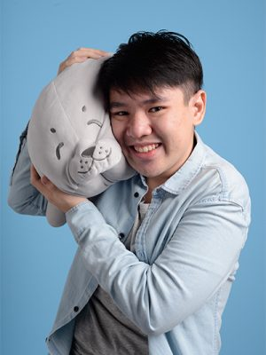 Ng Zheng Jie at NTU ADM Portfolio