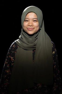 Filzah Shafiee at NTU ADM Portfolio