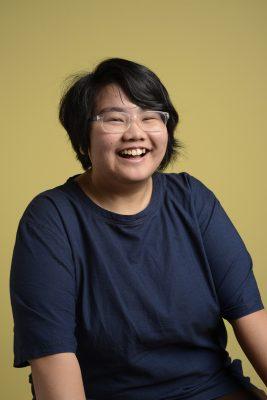 Tay Yinxue at NTU ADM Portfolio
