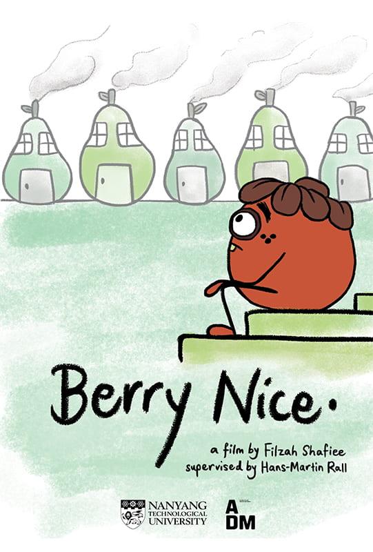 Berry Nice at NTU ADM Portfolio