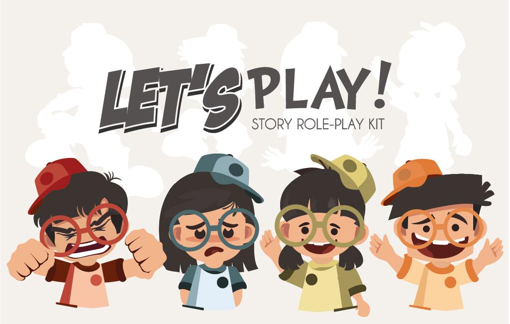 Let's Play! at NTU ADM Portfolio