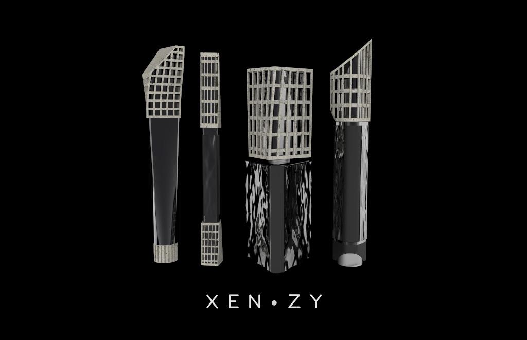 Xenzy - Men Cosmetics at NTU ADM Portfolio