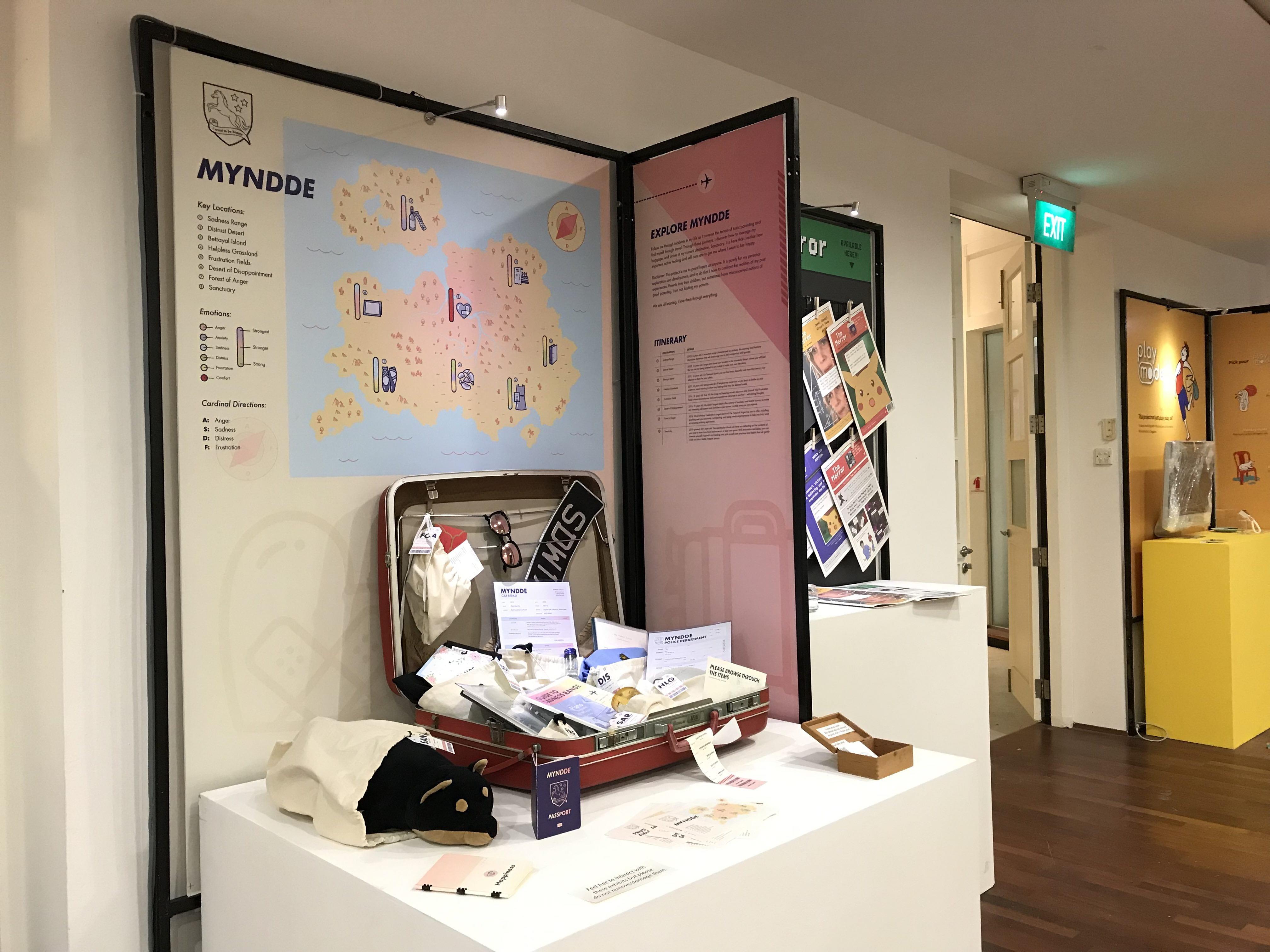 Excess Baggage at NTU ADM Portfolio