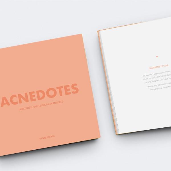 Acnedotes at NTU ADM Portfolio