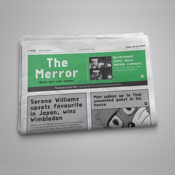 The Merror at NTU ADM Portfolio