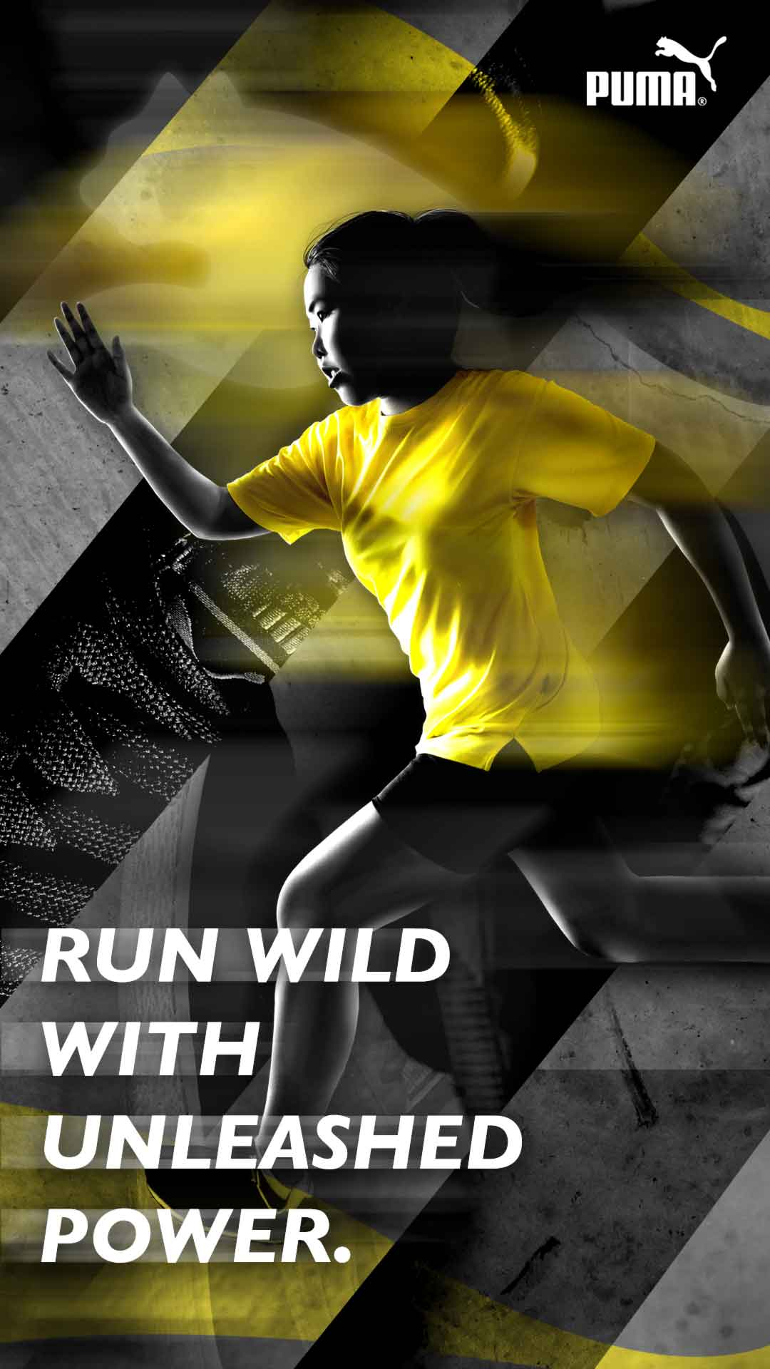 Brand Advertising - PUMA at NTU ADM Portfolio