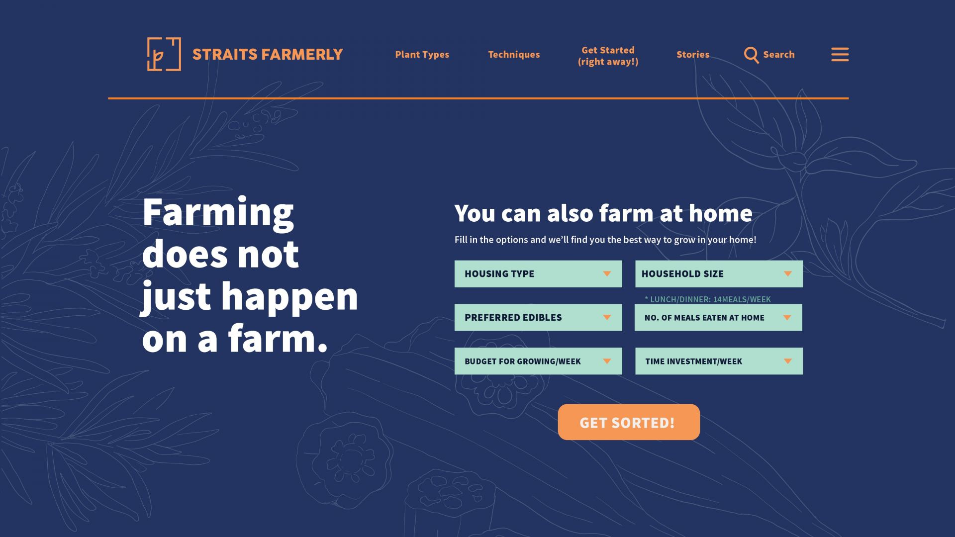 Straits Farmerly at NTU ADM Portfolio