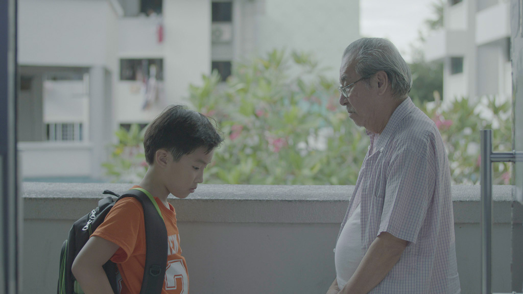 One Hour Two Dollar Short Film at NTU ADM Portfolio
