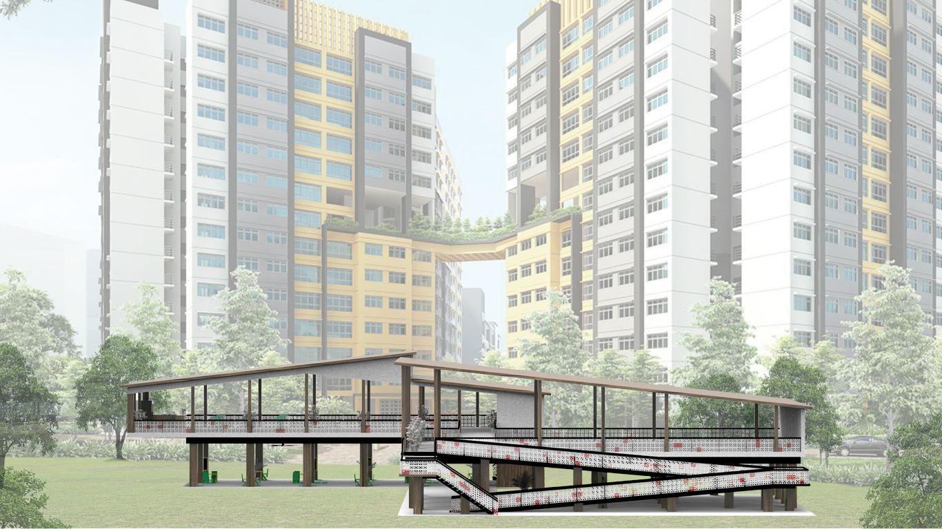 Repurposing HDB Multi-Purpose Halls at NTU ADM Portfolio