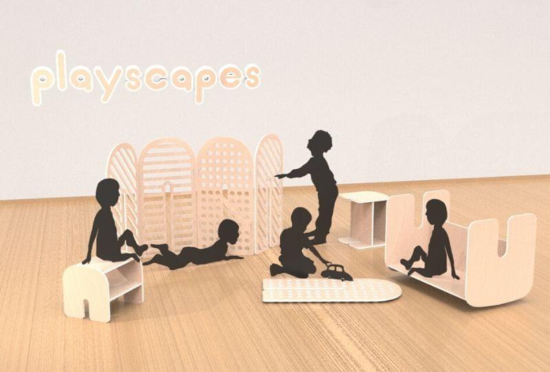 Playscapes at NTU ADM Portfolio