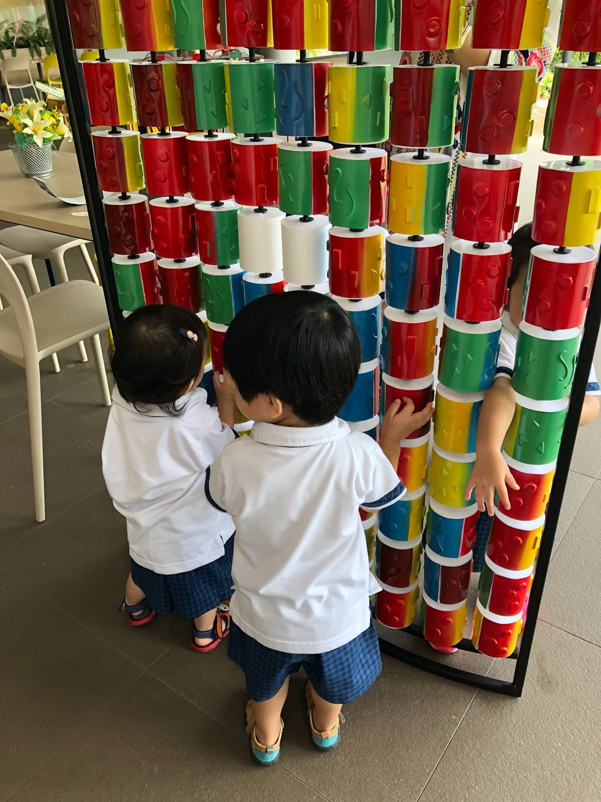 Connects - A Multi-Sensory Intergenerational Engagement Space at NTU ADM Portfolio