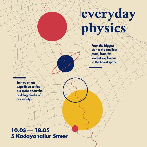 Everyday Physics at NTU ADM Portfolio