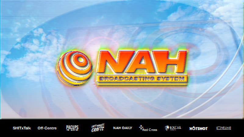 NAH Broadcasting System (NAH-BS) at NTU ADM Portfolio
