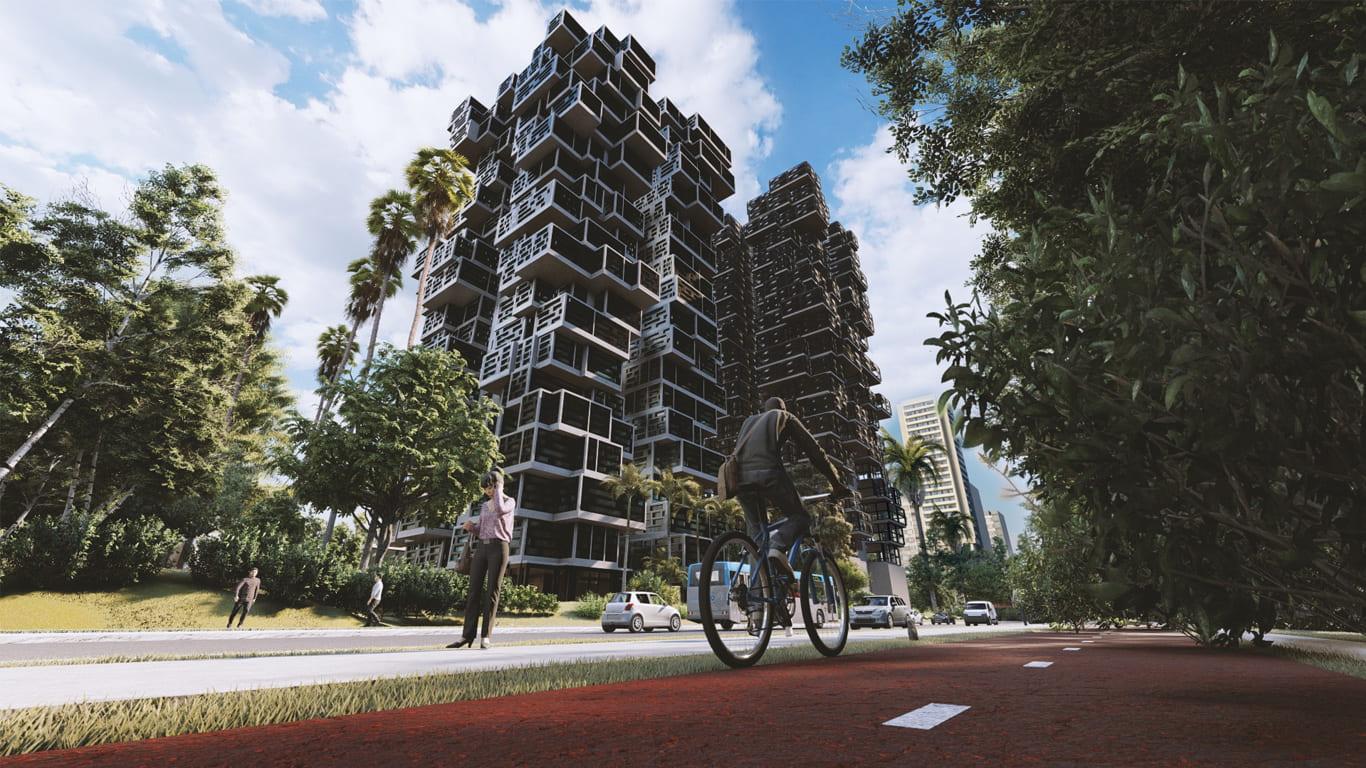 Ontogenesis; Public Housing at NTU ADM Portfolio