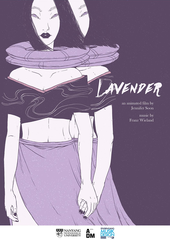Lavender at NTU ADM Portfolio