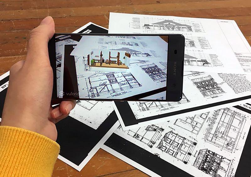 Housing Development Box at NTU ADM Portfolio