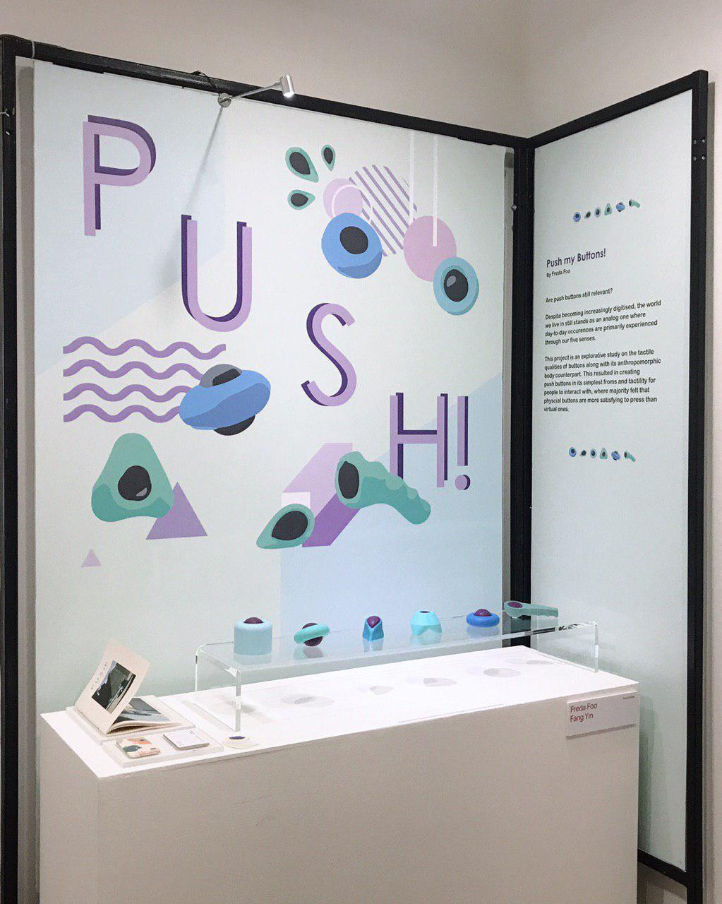 Push My Buttons! at NTU ADM Portfolio