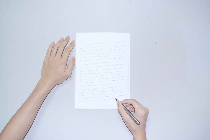 Solace: Letters of Self-Compassion at NTU ADM Portfolio