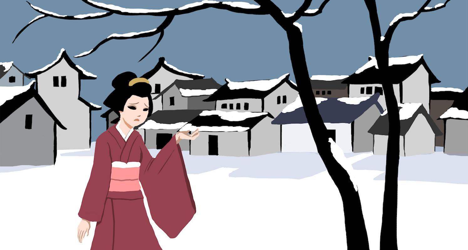 Chiharu and the Magic Ashes at NTU ADM Portfolio