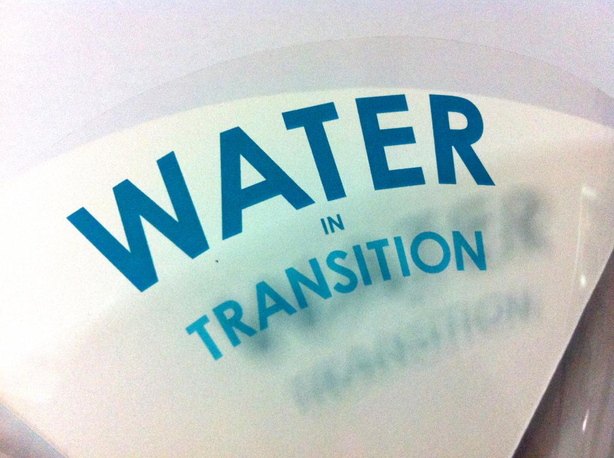 Water in Transition at NTU ADM Portfolio