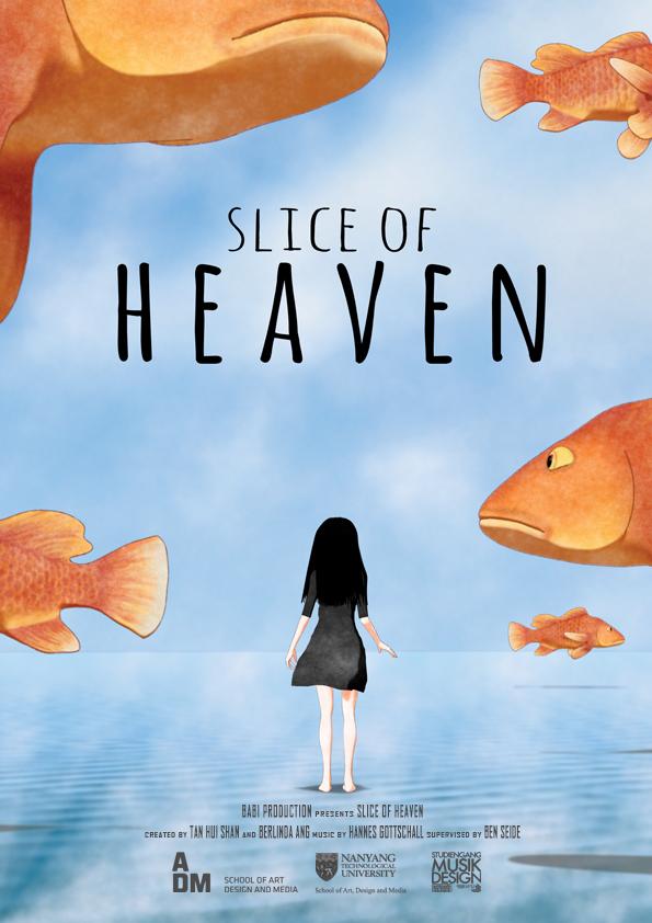 Slice Of Heaven at NTU ADM Portfolio
