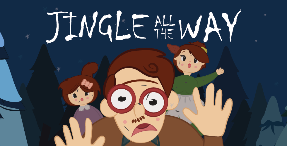 Jingle All The Way at NTU ADM Portfolio