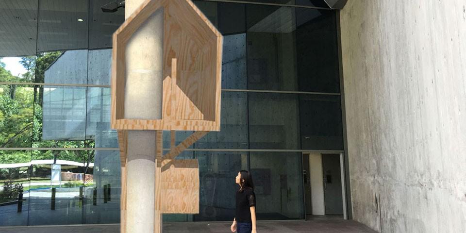 Treehouse For Papa at NTU ADM Portfolio
