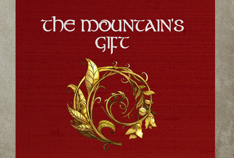 The Mountain's Gift at NTU ADM Portfolio