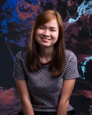 Alexis Lim Xin Ying at NTU ADM Portfolio